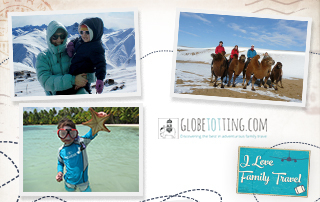 Globetotting on I Love Family Travel