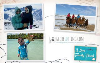 Globetotting on I Love Family Travel