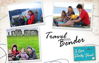 Travel With Bender on I Love Family Travel