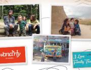 Wand'rly Magazine on I Love Family Travel