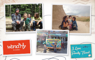 Wand'rly Magazine on I Love Family Travel