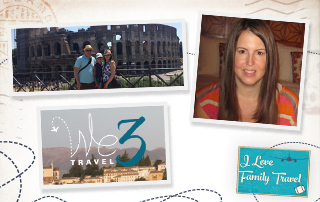 We3Travel on I Love Family Travel