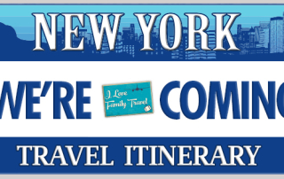 I Love Family Travel NYC Itinerary