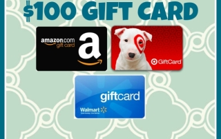 Winner's Choice Giveaway $100 Giftcard Ends 8-20-15