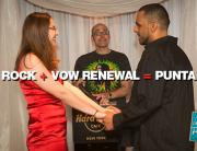 Hard Rock + Vow Renewal = Punta Cana