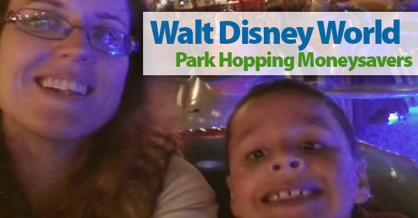 Walt Disney World Park Hopping Moneysavers