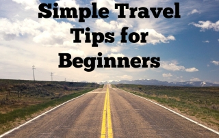 Simple Travel Tips for Beginners