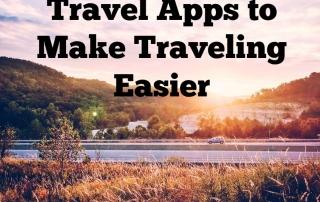 Travel Apps to Make Traveling Easier