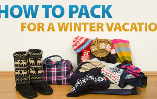 How to Pack for a Winter Vacation