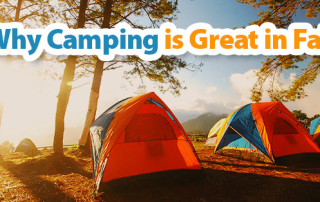 Why Camping is Great in Fall