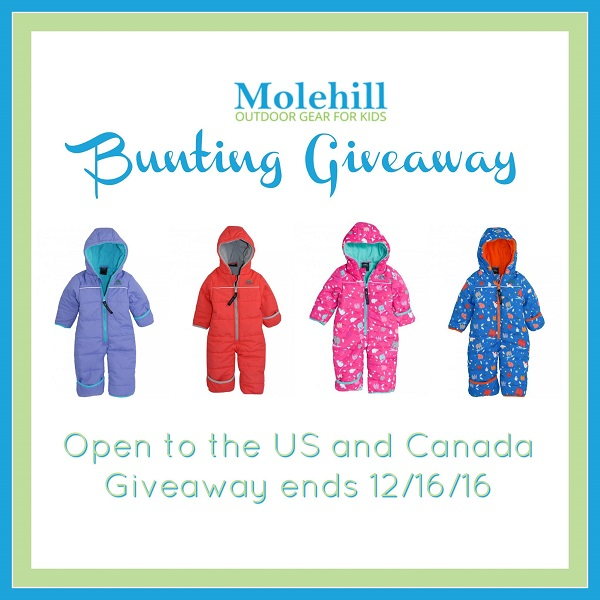 Giveaway Baby Travel Gear Outside Gear Bunting