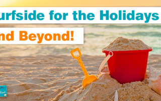 Surfside for the Holidays and Beyond: Family-Friendly Travel just north of Miami Beach!