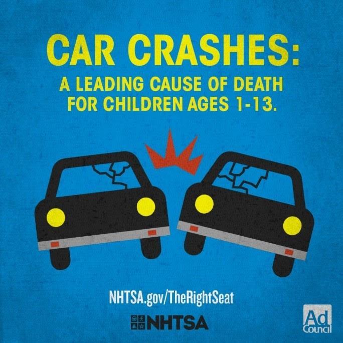 Child Passenger Safety on Roadtrips