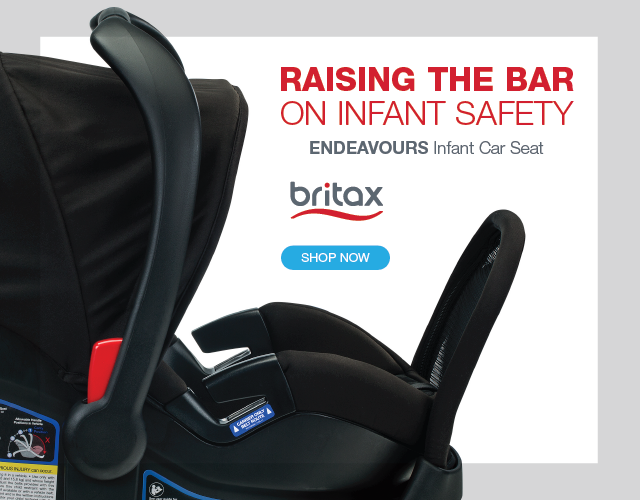 Win a Britax Car Seat for Child Passenger Safety Week!