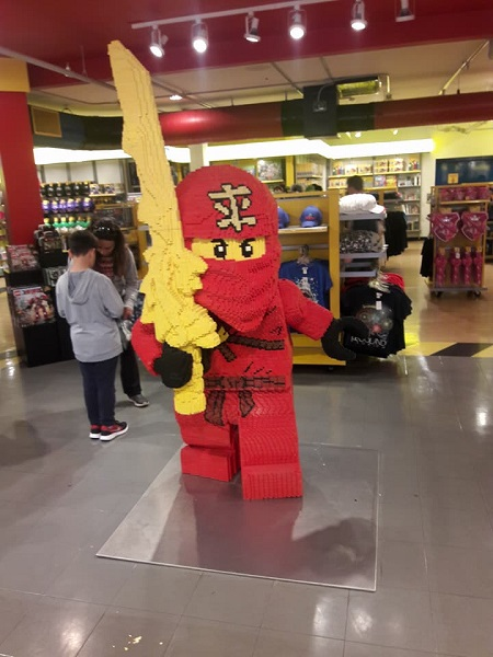 NINJAGO Days The Big Shop
