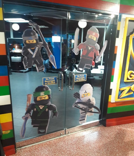 NINJAGO Video Game Takeover