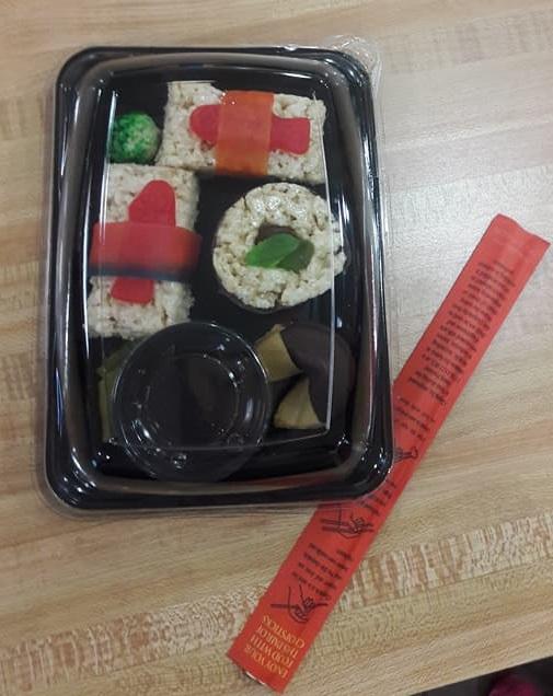NINJAGO Days Sushi
